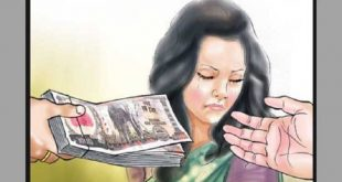 যেখানে প্রকাশ্যে মেয়েদের বিক্রি