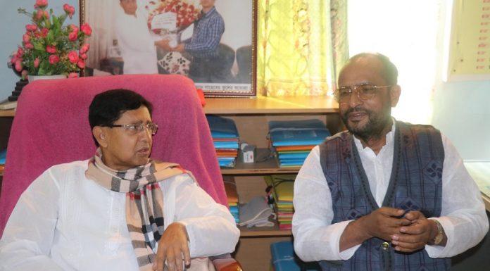 রূপগঞ্জে হাবিবুর রহমান হারেজ